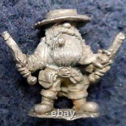 1981 Dwarf with No Name FTD13 Weird Fantasy Tribes Citadel Pre Slotta WF11 AD&D