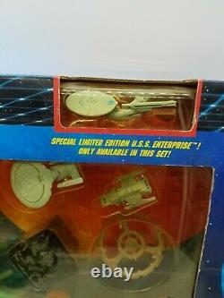 1993 Galoob Star Trek Limited Edition Micro Machines SEALED Vintage Set
