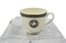 1993 Pfaltzgraff Star Trek 3-Pc Buffet Set USS Enterprise NCC-1701 Bone China