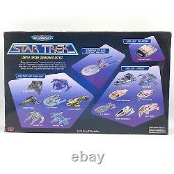 1996 Galoob Micro Machines STAR TREK Limited Edition Collectors Set III #004227