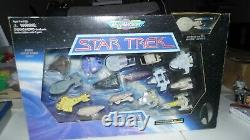 1996 Micro Machines STAR TREK Limited Edition Collectors Set III