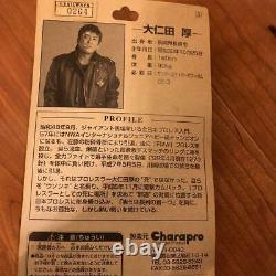 ATSUSHI OHNITA ONITA FIGURE clear version Limited to 1000 FMW AJPW