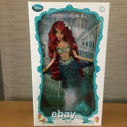 Ariel Doll Figure Toy Disney Princess Character Limited Edition Brand New