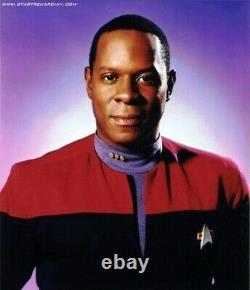 Bajor Sector Star Trek DS9 Pfaltzgraff Bone China 3-Piece Buffet Set NIB