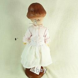 Character Girl Doll Fulper Pottery Strong Museum Limited Edition vtg 1998 Boxed