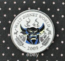 Disney Pin FANTASIA Chernabog Character Coin Limited Edition LE 250 FREE SHIP