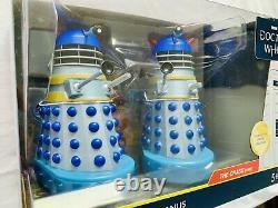 Dr DOCTOR WHO The Jungles of Mechanus Limited Edition Dalek Figure Set