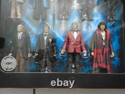 Dr Doctor Who The 13 Drs Figure Collector Set. New. Limited Edition. All 13 Doctors