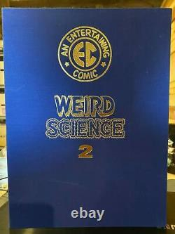 Ec Archives Weird Science Limited Edition Leather Volume 2 Hardcover