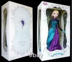 Frozen Elsa Figure Doll Disney Character Limited Edition Brand New 17 inch