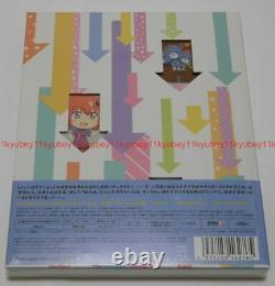 Gabriel DropOut Vol. 2 Limited Edition Blu-ray Character Song Soundtrack CD Japan