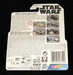 Hot Wheels Disney Star Wars Character Car The Mandalorian Cara Dune New In Hand