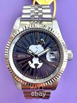INVICTA Character Collection Snoopy Grey Dial Ladies Watch 24805