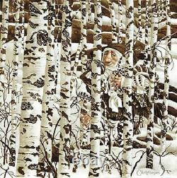 James Christensen Christensen Character Cleverly Camouflaged
