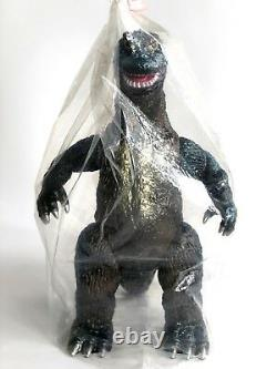 Japan Rare Marmit Giant Godzilla Old Character's Toy Museum Limited Edition PVC