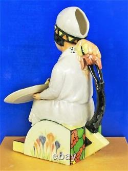 Kevin Francis Character Jug Clarice Cliff Limited Edition