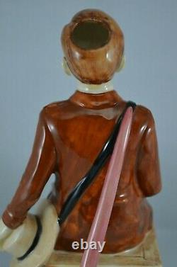 Kevin Francis Limited Edition Character Jug Churchill Boer-war Centenary