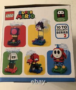 Lego Super Mario 71386 Character Packs Series 2 Case of 20 NEW