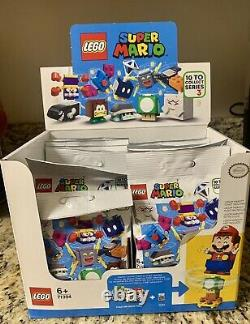 Lego Super Mario Character Packs Series 3 Case of 18 71394 Minifigure IN HAND