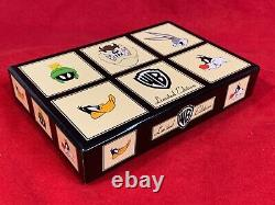 Looney Tunes Characters Watch Warner Bros #1159 Limited Edition Original box 463