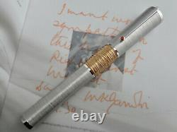 MONTBLANC 2009 Great Characters Mahatma Gandhi Artisan Limited Edition 241