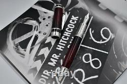 MONTBLANC 2011 Great Characters Alfred Hitchcock Artisan Limited Edition 80