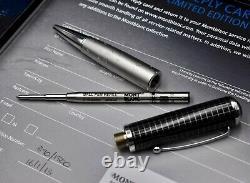 MONTBLANC 2012 Great Characters Albert Einstein Limited Edit. 1500 Ballpoint Pen