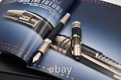 MONTBLANC 2014 Great Characters John F Kennedy Artisan Limited Edition 83 110634