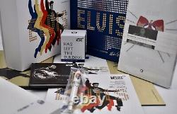 MONTBLANC 2020 Great Characters Elvis Presley Limited Edition 1935 Fountain Pen