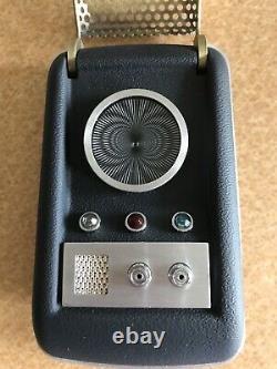 Master Replicas Star Trek TOS Communicator Limited Edition Prop #166/1500
