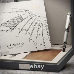 Montblanc Great Characters 2013 Limited Edition Leonardo da Vinci ID 109250 OVP