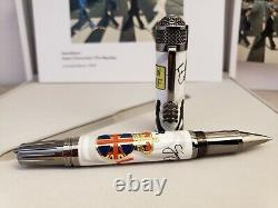 Montblanc Great Characters Limited Edition 1969 The Beatles Roller Ball 116260