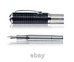 Montblanc Great Characters Limited Edition 2012 Albert Einstein Fountain Pen NEW