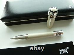 Montblanc Great Characters Mahatma Gandhi Rollerball Limited Edition