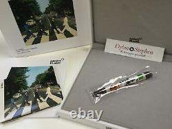 Montblanc great characters the Beatles 1969 limited edition fountain pen NEW
