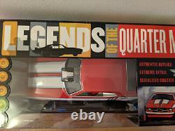 (NIB) Die-cast 118 Legends of the Quarter Mile 1972 Ford Mustang NHRA