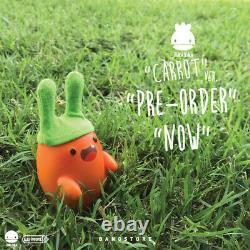 Ngaew Ngaew Carrot Rabbit Cute Character Model Figure Toy Limited Edition