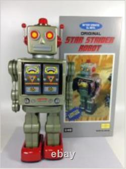 Original Star Strider Robot Metal House Moss Green Version Limited Edition withBox