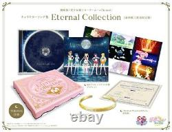 Sailor Moon Eternal Movie Character Song Collection Limited DX Edition CD