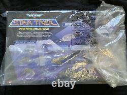 Star Trek Micro Machines Limited Edition Collectors Set III (1996) NEW SEALED