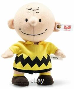 Steiff'Charlie Brown' limited edition collectable 18cm 658228