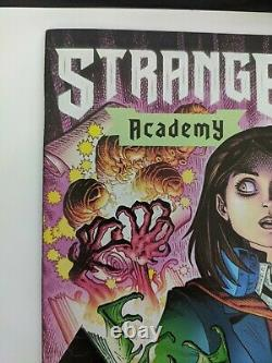 Strange Academy #1 Adams Character Variant First Print Key Issue Marvel NM