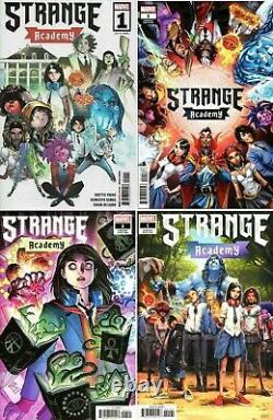 Strange Academy #1 (Main Cover / Variants / JS Campbell / 3rd / NM) MULTI-LIST