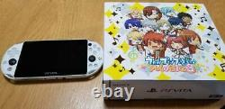 Uta no Prince Sama Music 3 PS VIta Limited Edition white Mascot Characters