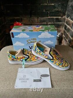 VANS Era x The Simpsons Characters 2020 UK 5