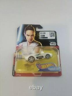 Wholesale Lot 115pc Star Wars Rise of Skywalker Character Cars Hot Wheels 2019