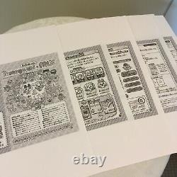 Bandai Tamagotchi MIX Sanrio Personnages DX Set Rose Toysrus Edition Limitée