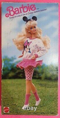 Barbie Disney Character Fashions Special Limited Edition Mattel Vintage 90