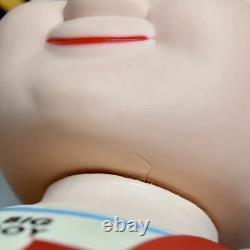 Big Boy Hamburger Restaurant Edition Limitée Figure Banque Caractère Publicitaire