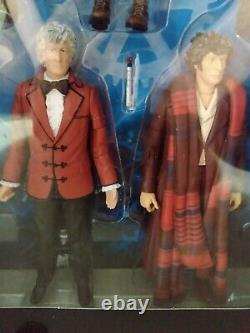 Doctor Who Treize Doctors Collector Figurine Set Rare & Edition Limitée Dr Bnib